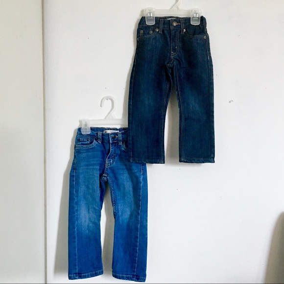 Levi's Other - Set of 2 LEVIS Toddler Jeans